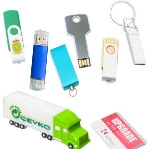 USB Bellek - Promosyon Ürünleri